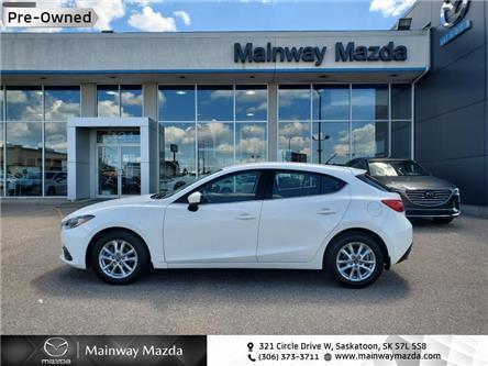 2014 Mazda Mazda3 Sport GS-SKY (Stk: M20084A) in Saskatoon - Image 1 of 25