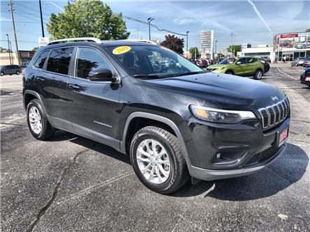2019 Jeep Cherokee North (Stk: 45178) in Windsor - Image 1 of 12