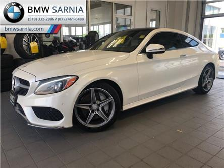 2017 Mercedes-Benz C-Class C 300 4MATIC (Stk: SFC2814) in Sarnia - Image 1 of 18