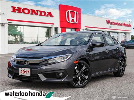 2017 Honda Civic Touring (Stk: U7109) in Waterloo - Image 1 of 25