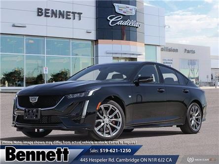 2020 Cadillac CT5 Sport (Stk: D200225) in Cambridge - Image 1 of 23