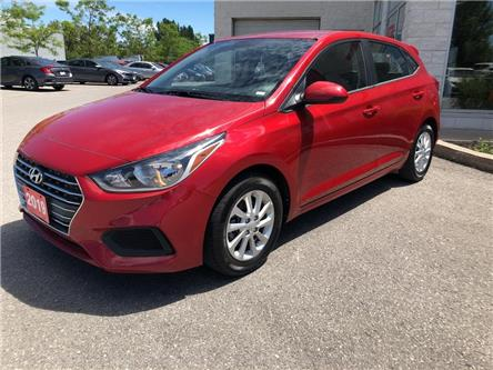 2019 Hyundai Accent Preferred (Stk: G1877) in Cobourg - Image 1 of 25