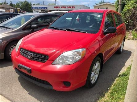 2007 Toyota Matrix Base (Stk: 19-7109A) in Hamilton - Image 1 of 12