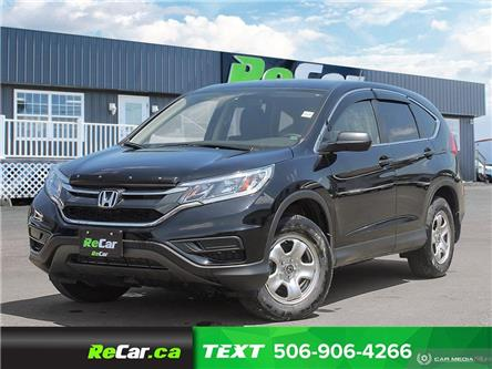 2016 Honda CR-V LX (Stk: 200693A) in Fredericton - Image 1 of 21