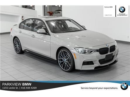 2017 BMW 340i xDrive (Stk: PP9123) in Toronto - Image 1 of 22