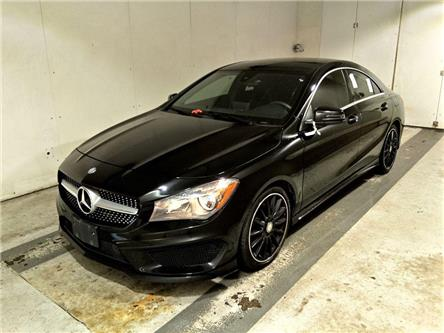 2016 Mercedes-Benz CLA-Class Base (Stk: 360853) in Vaughan - Image 1 of 7