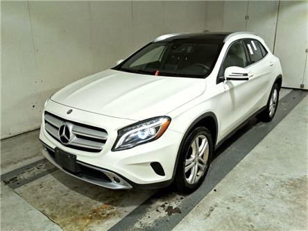 2016 Mercedes-Benz GLA-Class Base (Stk: 260155) in Vaughan - Image 1 of 8