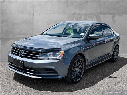 2017 Volkswagen Jetta 1.4 TSI Trendline (Stk: 19T237A) in Williams Lake - Image 1 of 24