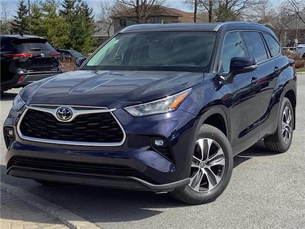 2020 Toyota Highlander XLE (Stk: 22076) in Kingston - Image 1 of 30