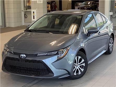 2021 Toyota Corolla Hybrid Base w/Li Battery (Stk: 22302) in Kingston - Image 1 of 26