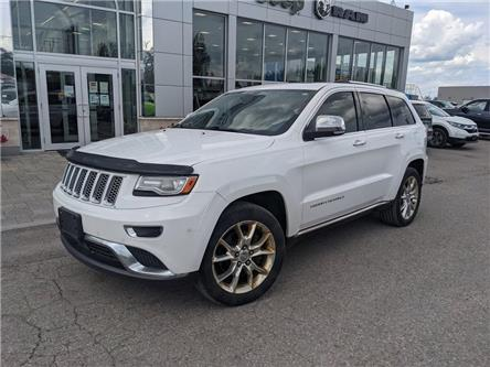 2014 Jeep Grand Cherokee Summit (Stk: U418827-OC) in Orangeville - Image 1 of 23