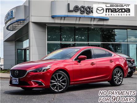 2017 Mazda MAZDA6 GT (Stk: 2232LT) in Burlington - Image 1 of 25