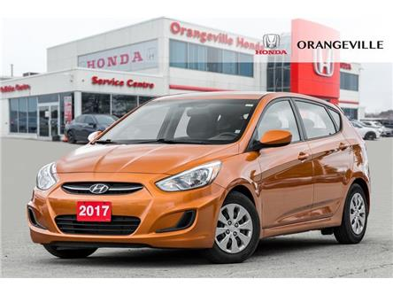 2017 Hyundai Accent GL (Stk: F20178A) in Orangeville - Image 1 of 17