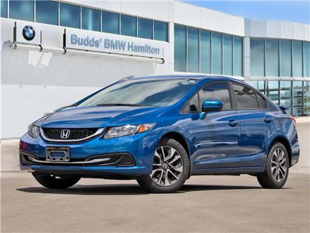 2014 Honda Civic EX (Stk: B605317A) in Hamilton - Image 1 of 24