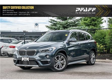 2017 BMW X1 xDrive28i (Stk: D13146) in Markham - Image 1 of 21