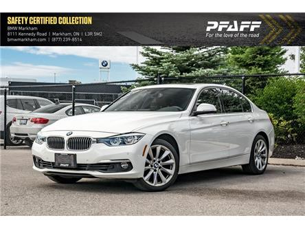 2017 BMW 330i xDrive Sedan (8D97) (Stk: D13071) in Markham - Image 1 of 22