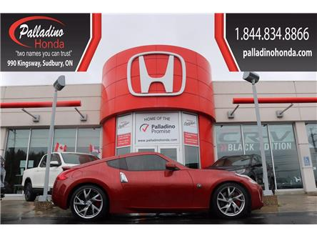 2014 Nissan 370Z Touring (Stk: BC0026) in Greater Sudbury - Image 1 of 50