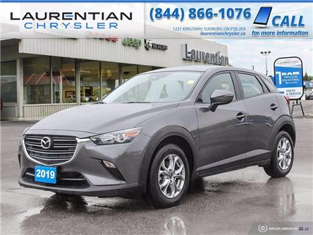 2019 Mazda CX-3 GS (Stk: P0136) in Sudbury - Image 1 of 27