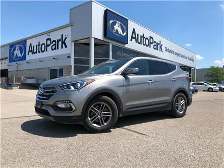 2018 Hyundai Santa Fe Sport 2.4 Luxury (Stk: 18-40890RJB) in Barrie - Image 1 of 30