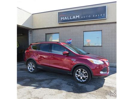 2016 Ford Escape SE (Stk: ) in Kingston - Image 1 of 17