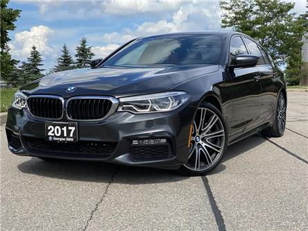 2017 BMW 540i xDrive (Stk: P1642) in Barrie - Image 1 of 19