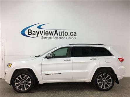 2018 Jeep Grand Cherokee Overland (Stk: 36361WA) in Belleville - Image 1 of 30