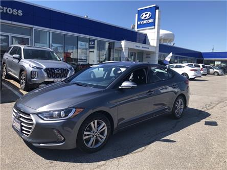 2018 Hyundai Elantra GL (Stk: 11638P) in Scarborough - Image 1 of 18