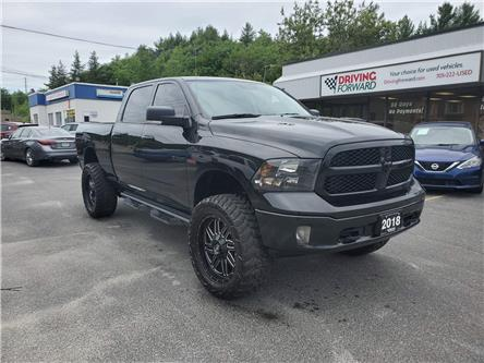 2018 RAM 1500 SLT (Stk: df1783) in Sudbury - Image 1 of 20