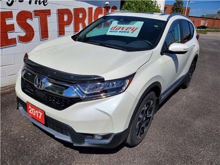 2017 Honda CR-V Touring (Stk: 20-236) in Oshawa - Image 1 of 18