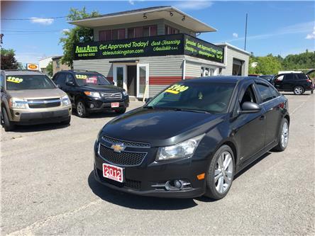 2012 Chevrolet Cruze LT Turbo (Stk: ) in Kingston - Image 1 of 14