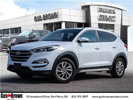 2017 Hyundai Tucson SE (Stk: 598420U) in PORT PERRY - Image 1 of 26