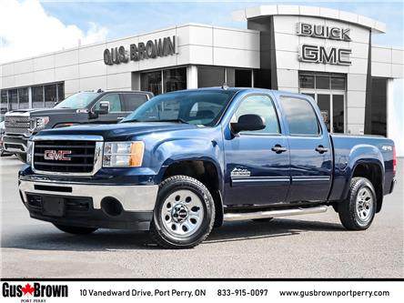 2011 GMC Sierra 1500 SL (Stk: 207921U) in PORT PERRY - Image 1 of 24