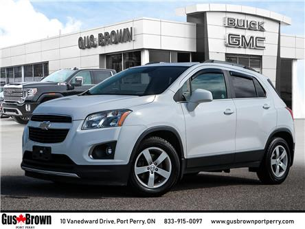2013 Chevrolet Trax LTZ (Stk: 181904T) in PORT PERRY - Image 1 of 25