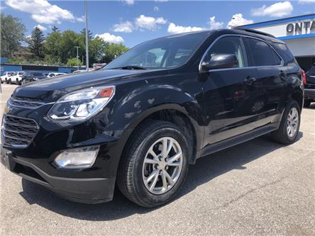 2017 Chevrolet Equinox LT (Stk: 228634A) in Oshawa - Image 1 of 18