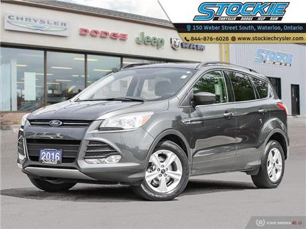 2016 Ford Escape SE (Stk: 34097) in Waterloo - Image 1 of 27