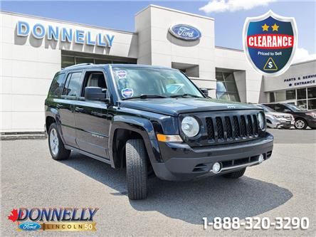 2016 Jeep Patriot Sport/North (Stk: CLDT654B) in Ottawa - Image 1 of 20
