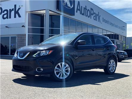 2019 Nissan Qashqai SV (Stk: 19-26160RJB) in Barrie - Image 1 of 26