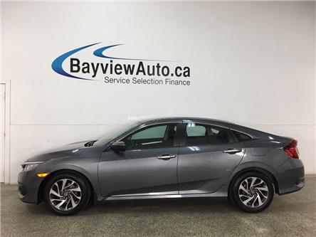 2018 Honda Civic SE (Stk: 36654W) in Belleville - Image 1 of 24
