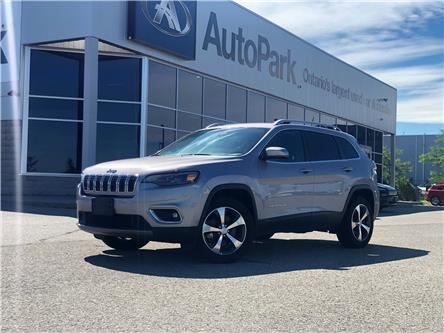 2019 Jeep Cherokee Limited (Stk: 19-78795RJB) in Barrie - Image 1 of 27