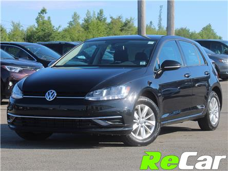 2019 Volkswagen Golf 1.4 TSI Comfortline (Stk: 200771A) in Fredericton - Image 1 of 12
