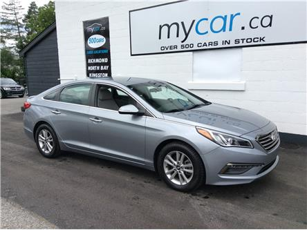 2015 Hyundai Sonata GLS (Stk: 200545) in Richmond - Image 1 of 19