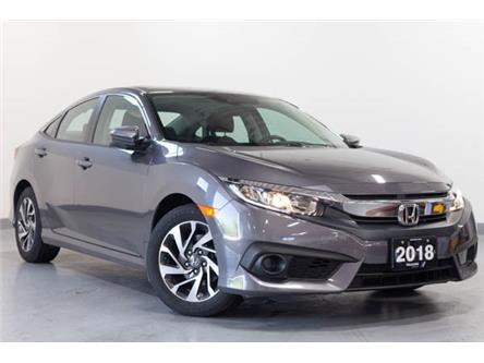 2018 Honda Civic EX (Stk: 031490P) in Brampton - Image 1 of 18
