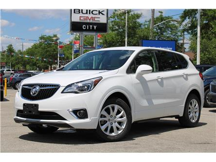 2020 Buick Envision Preferred (Stk: 3061604) in Toronto - Image 1 of 28