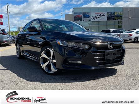 2020 Honda Accord Touring 2.0T (Stk: 202106) in Richmond Hill - Image 1 of 29