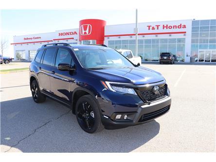 2020 Honda Passport Touring (Stk: 2200156) in Calgary - Image 1 of 10