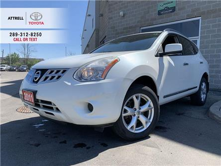 2011 Nissan Rogue SV FWD ALLOY WHEELS, TINT, ROOF RACK, BACK UP CAME (Stk: 47018A) in Brampton - Image 1 of 23