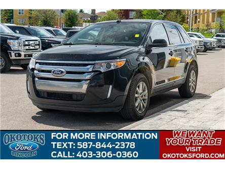 2011 Ford Edge Limited (Stk: LK-18B) in Okotoks - Image 1 of 25