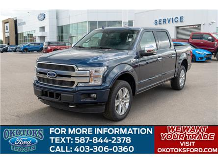 2020 Ford F-150 Platinum (Stk: LK-145) in Okotoks - Image 1 of 6
