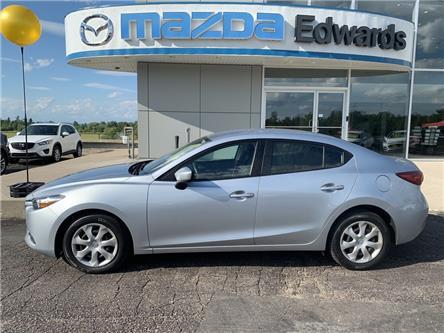 2018 Mazda Mazda3 GX (Stk: 22298) in Pembroke - Image 1 of 10