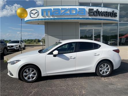 2016 Mazda Mazda3 GX (Stk: 22295) in Pembroke - Image 1 of 10